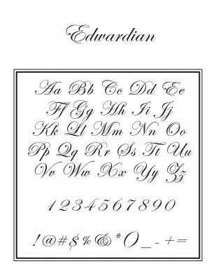 Center Font
