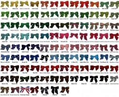 Ribbon/bow Colors