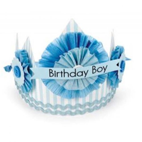 First Birthday Boy Boy Birthday Crown Boy Birthday: Birthday Boy