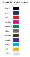 Lettering Colors