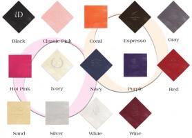 Napkin Colors