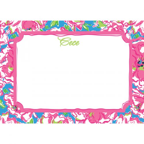 Lilly Pulitzer Picture Frame Images - origami instructions easy for kids