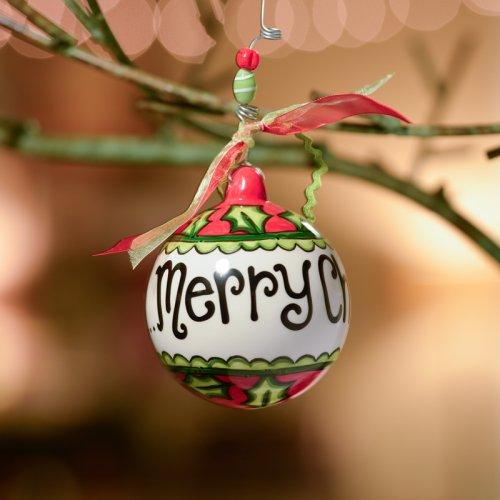Ball Ornament - Merry Christmas Y'all