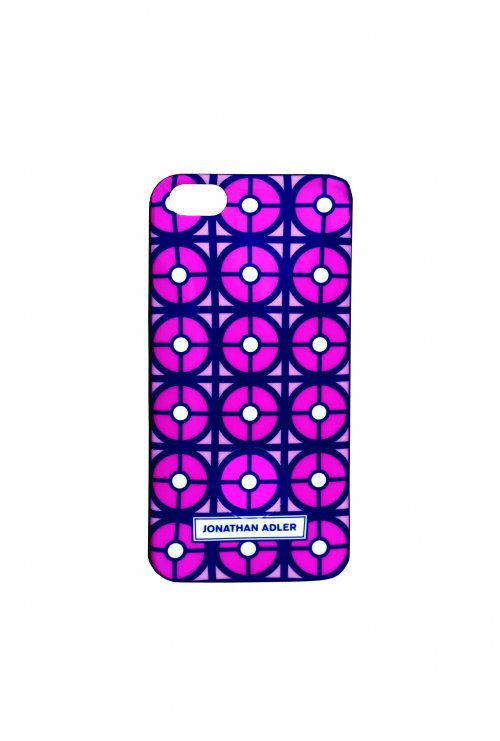 sports shoes 9f461 f9932 Jonathan Adler - iPhone 5 Cover with Card Slots - Iron Gate