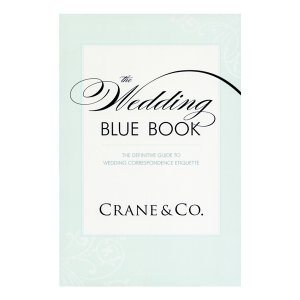 Crane Blue Book Of Wedding