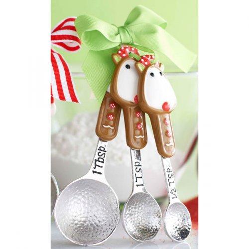 Reindeer Measuring Spoon Set