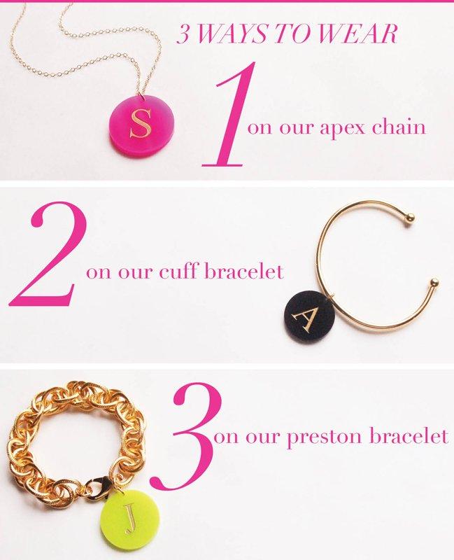 Bracelet Or Necklace Options