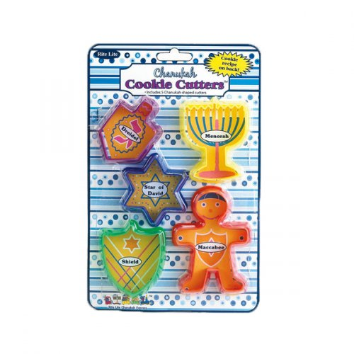 Hanukkah Cookie Cutter Set