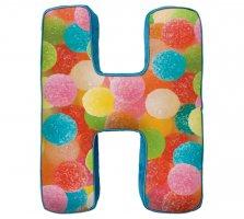 H Microbead Pillow