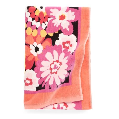 Vera Bradley Whale Beach Towel: Vera Bradley Pixie Blooms Beach Towel