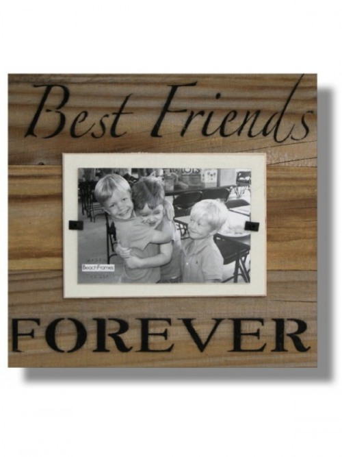 Enchanting Best Friends Forever Picture Frame Ensign - Custom ...