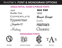 Typestyle Options