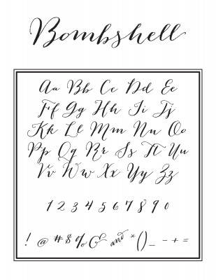 Line One Font