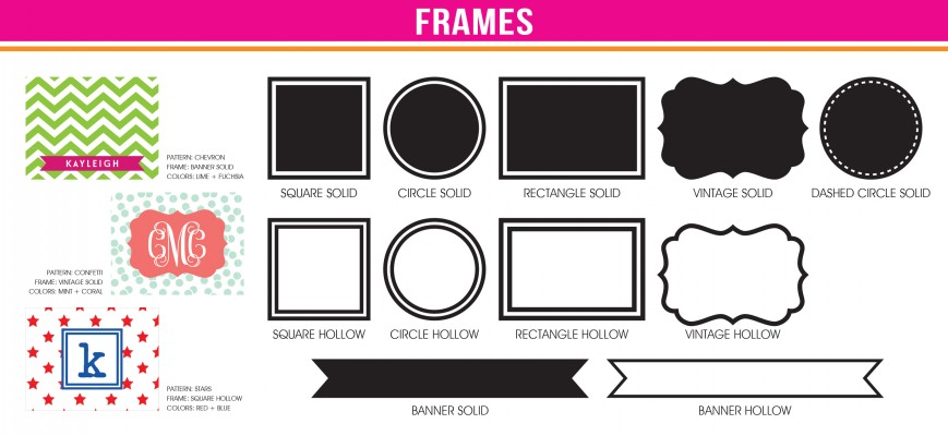 Frame Options