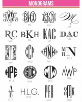 Letter Styles 6