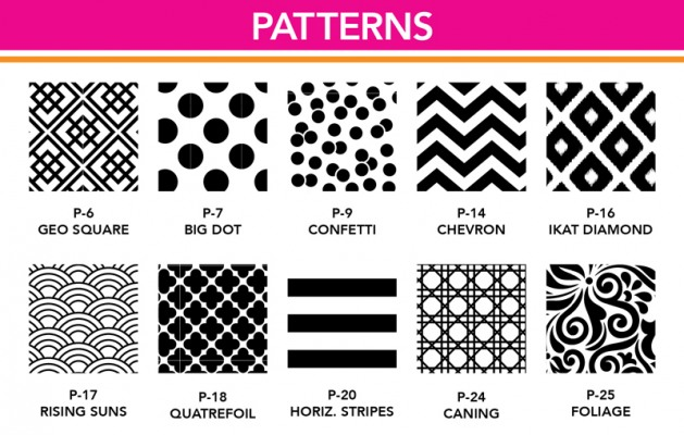 Pattern Options