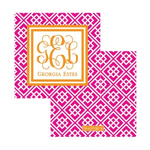Exclusive Sorority Recruitment Calling Cards