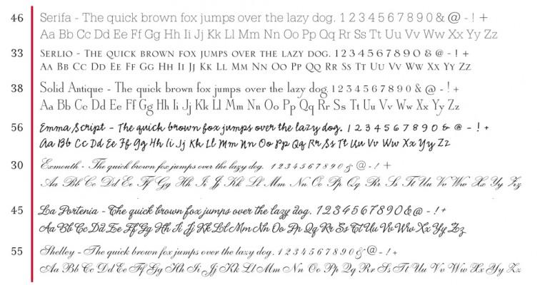 Fonts 2