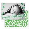 Happy Green With Green Foil