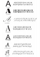 Single Initial Styles