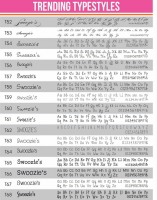 Fonts 4
