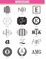 Monograms 2