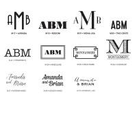 Monograms Styles 2