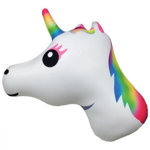 Unicorn Emoji Microbead Pillow