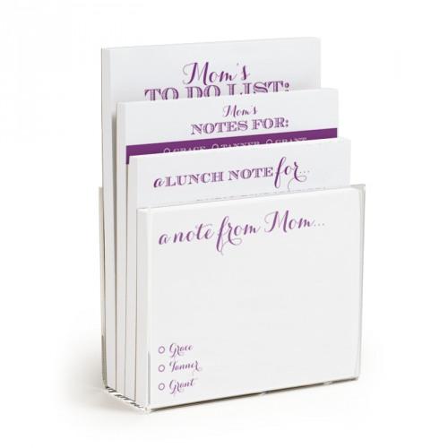 Modern Mom's List Notepad