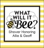 Bee Gender Reveal