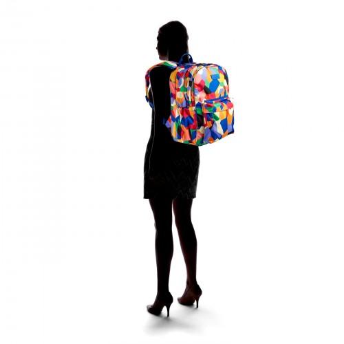 e06224809 Vera Bradley Pop Art Grande Laptop Backpack