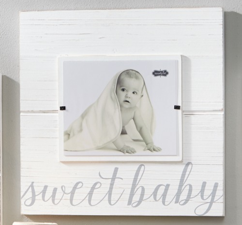 Gray Sweet Baby Deluxe Frame