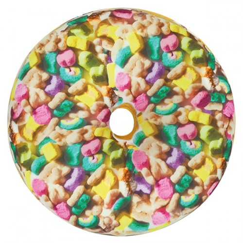 Cereal Donut Microbead Pillow