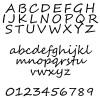 Text Font