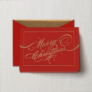 holiday greeting cards - Holiday Christmas Cards