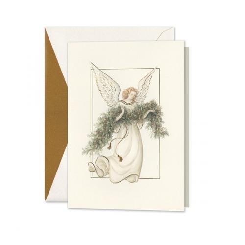 William Arthur Fair Angel Greeting Card