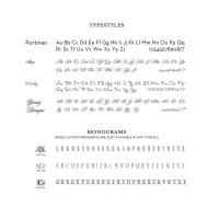 Letterstyles & Monogram Styles