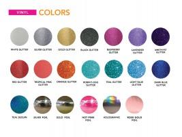 Vinyl Colors 2