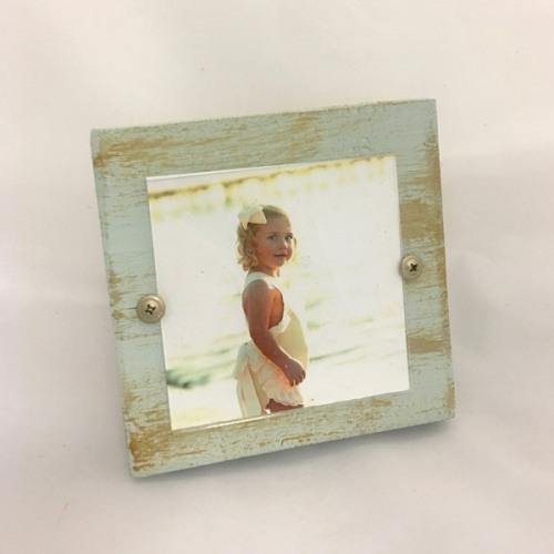 Simply Rain Gold 4x4 Frame