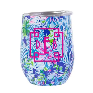 Lilly Pulitzer Lion Around Insulated Stemless Tumbler