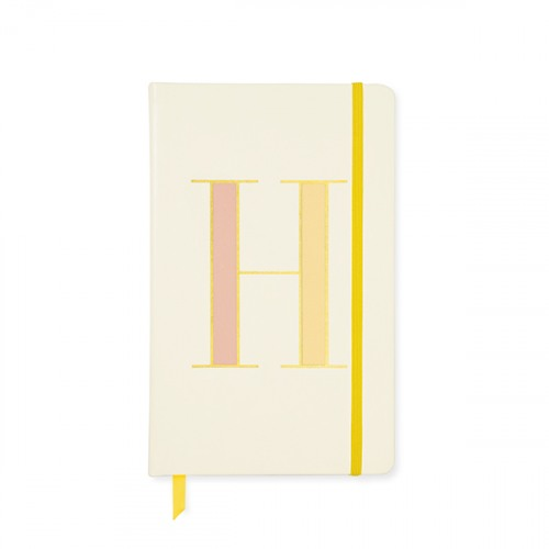 6a85bf688d7bd kate spade new york initial notebook H