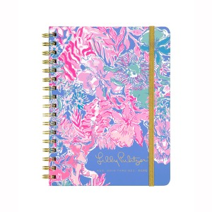 f7d9fe0558be8b Lilly Pulitzer Viva La Lilly 2019-2020 Large Agenda - 17 Month