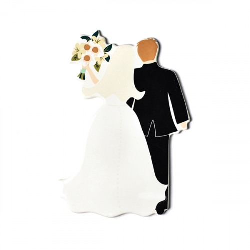 Bride And Groom Only Wedding Ideas: Happy Everything Bride Groom Big Attachment